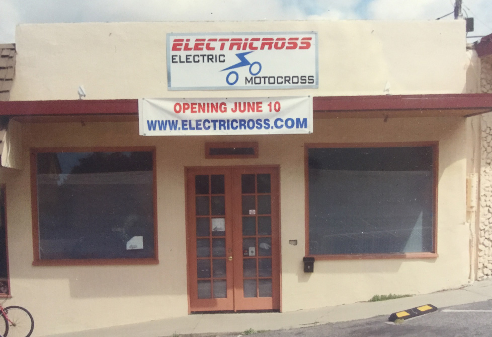 Electricross storefront