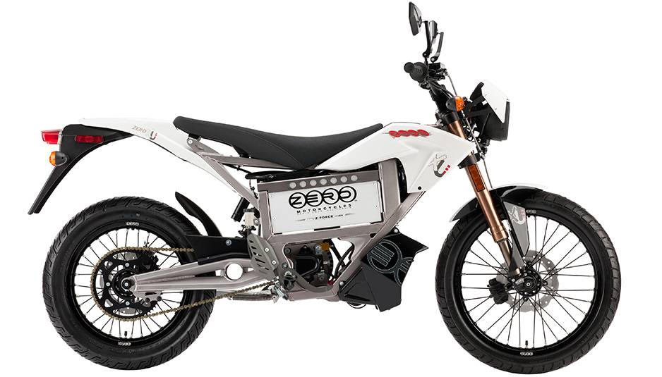 Zero Motorcycles 2011 Zero XU