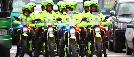 Zero Motorcycles Police