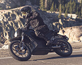 Zero DSR electric motorcycle
