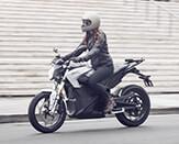 Zero S electric motorcycle