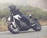 Zero SR electric motorcycle