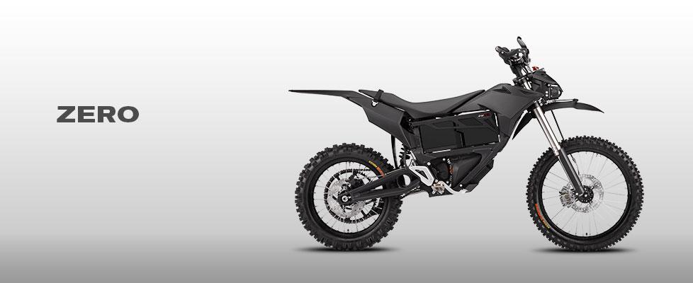 2014 Zero MMX Electric Motorcycle