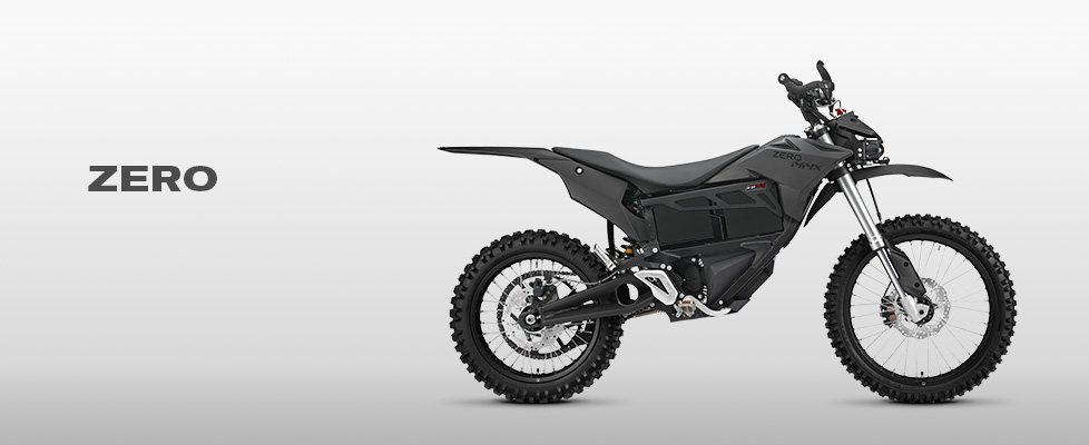 2016 Zero MMX Electric Motorcycle