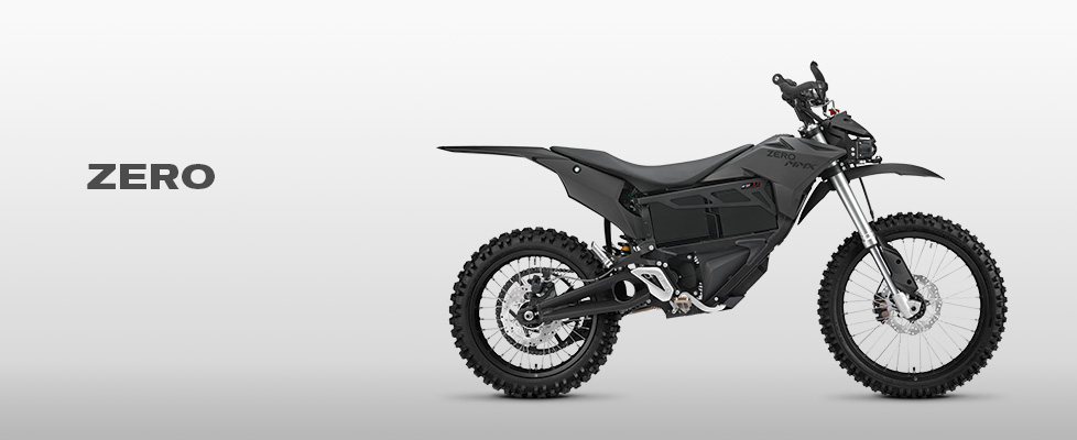 2019 Zero MMX Electric Motorcycle