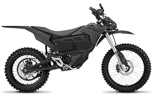 Electric Motorcycles for the military