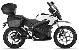 Electric Motorcycles for Police and Security