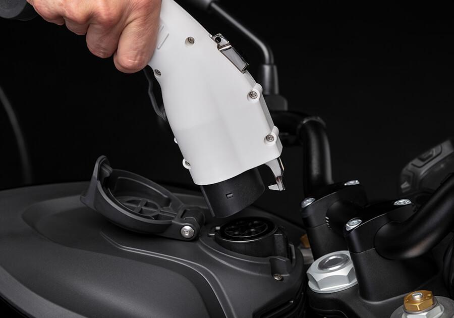 Zero Motorcycles Charge Tank