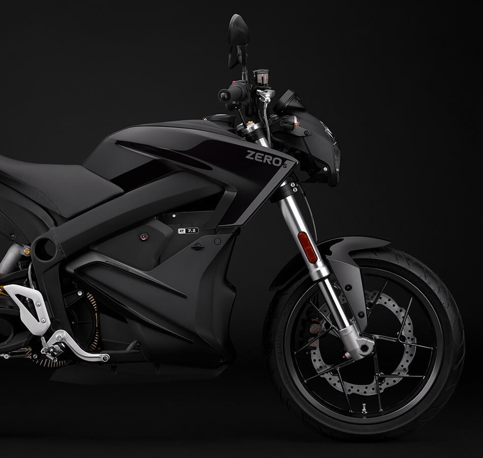 2019 Zero S Electric Motorcycle