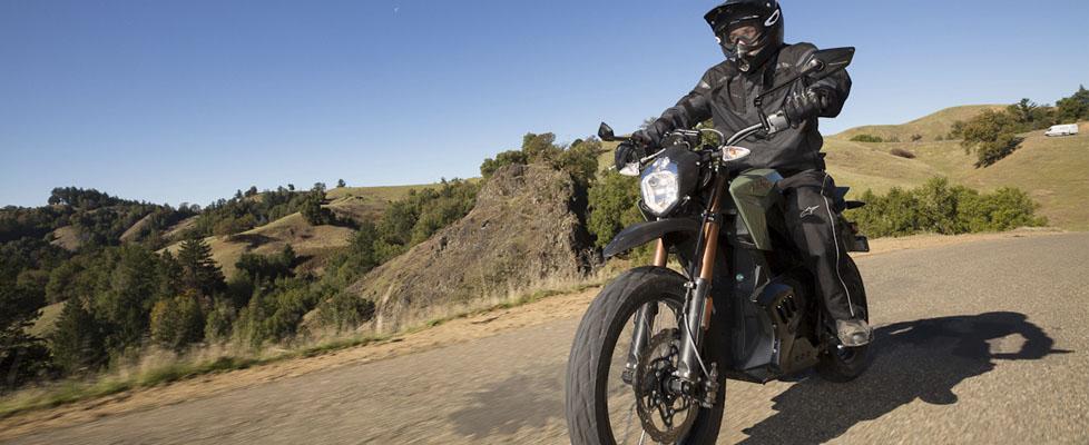 2013 Zero DS Electric Motorcycle