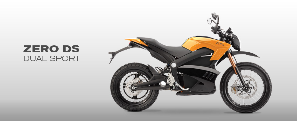 2013 Zero DS Electric Motorcycle