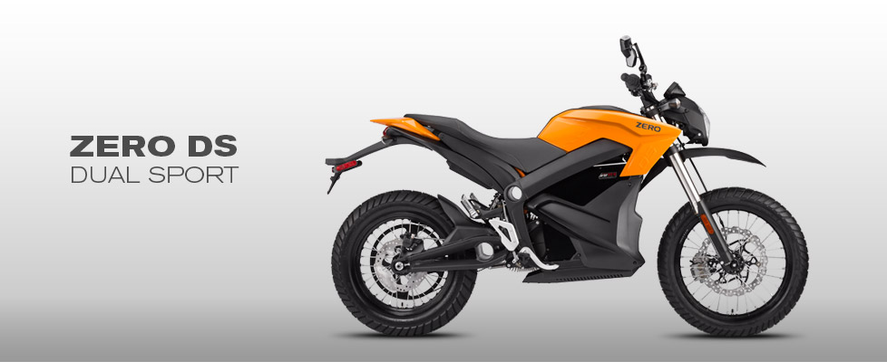 2014 Zero DS Electric Motorcycle