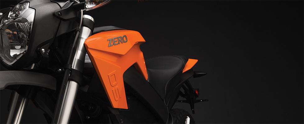 2015 Zero DS Electric Motorcycle
