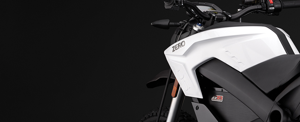2015 Zero DS Electric Motorcycle