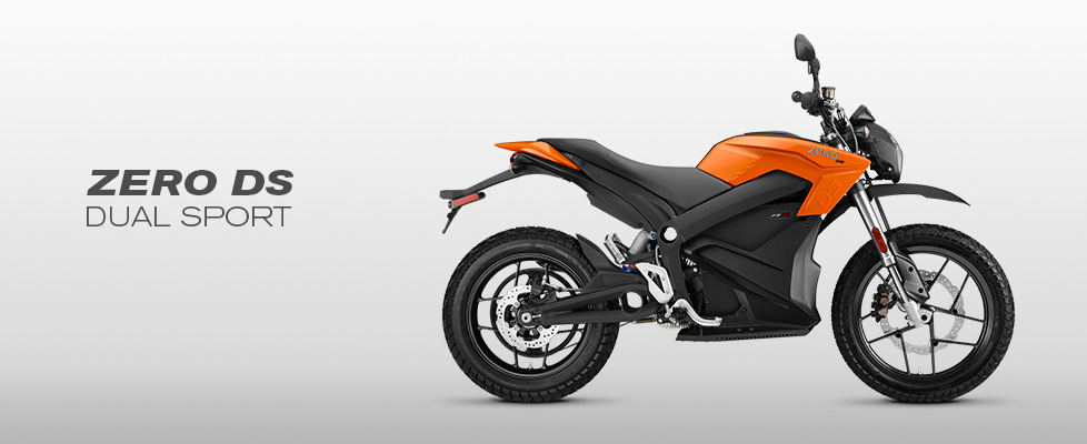 2016 Zero DS Electric Motorcycle