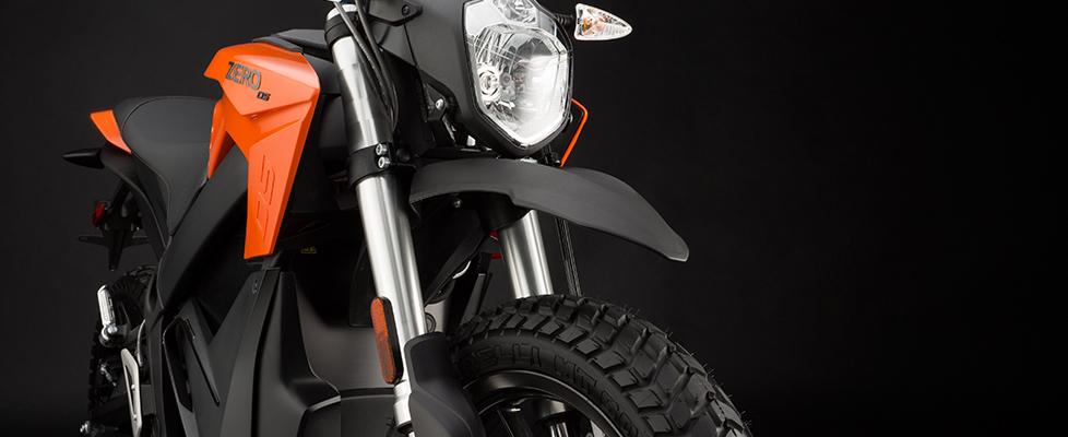 2017 Zero DS Electric Motorcycle