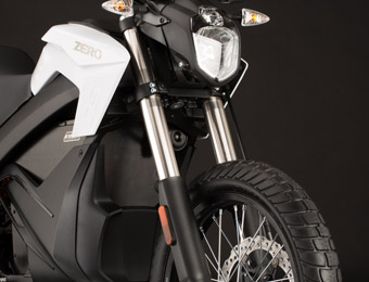 Zero DS Electric Motorcycle Front Fork