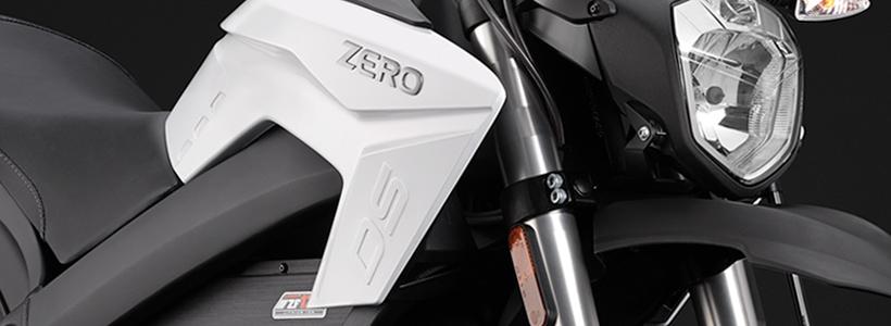Oberansicht der 2015er Zero DS