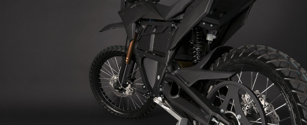 2013 Zero FX Electric Motorcycle