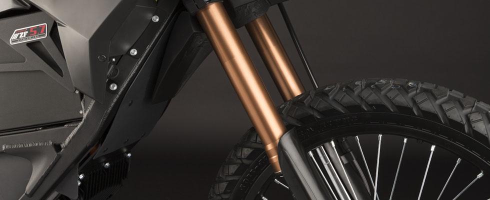 2013 Zero FX Electric Motorcycle