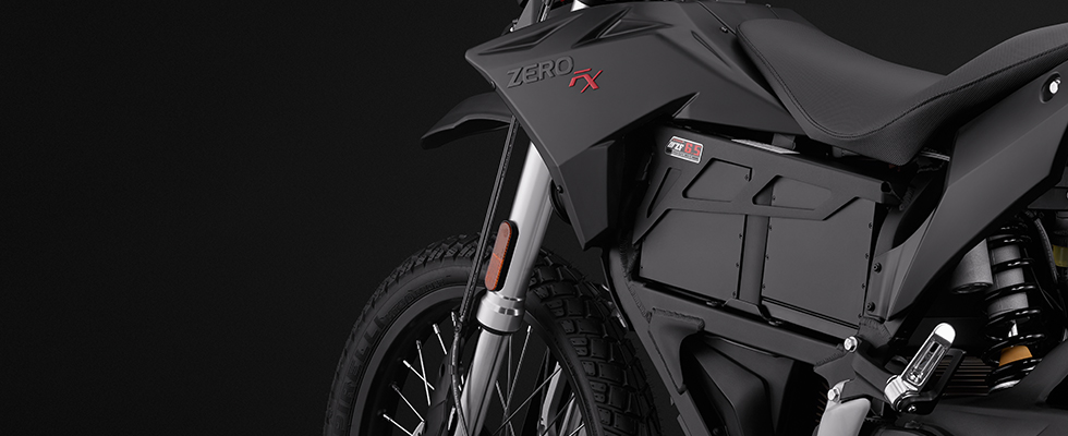 2017 Zero FX Electric Motorcycle