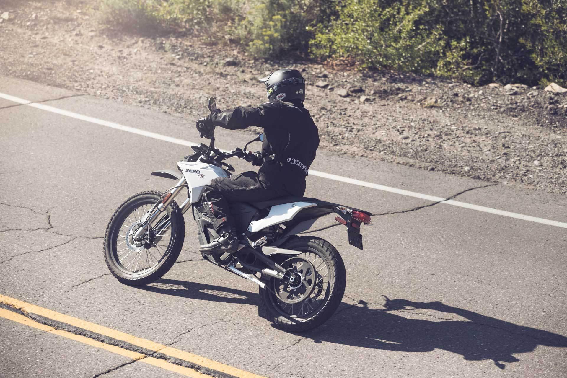 Zero FX Electric Motorcycle || ZERO MOTORCYCLES