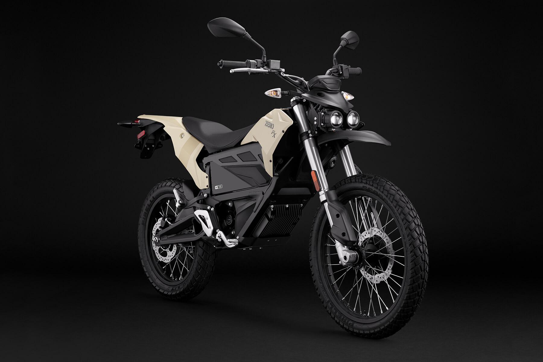 Zero FX Electric Motorcycle    ZERO MOTORCYCLES