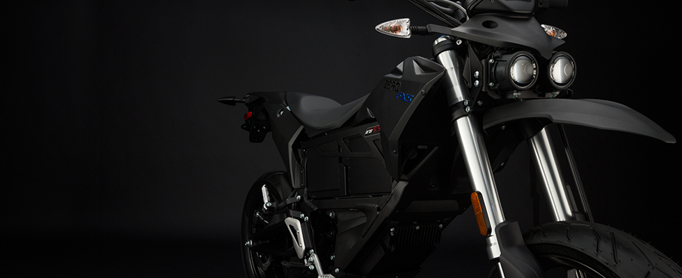 2016 Zero FXS Electric Motorcycle