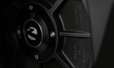 Der Elektromotor der Zero FXS