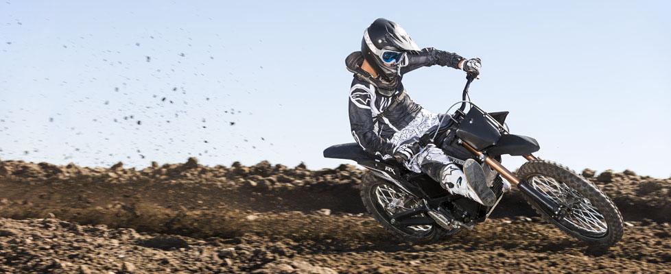 2013 Zero MX Electric Motorcycle