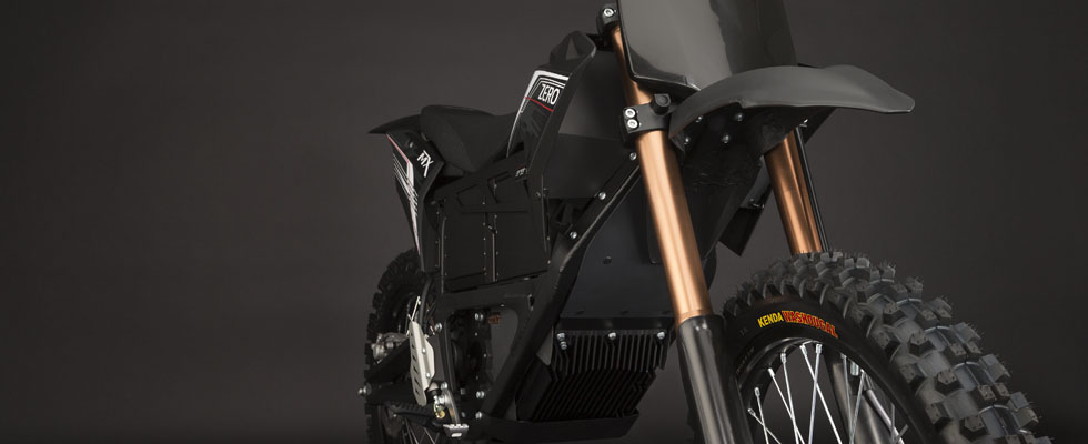 2013 Zero MX Electric Motorcycle