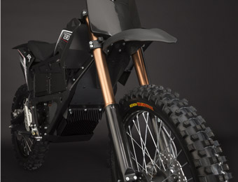 Zero MX Electric Motorcycle Front Fork