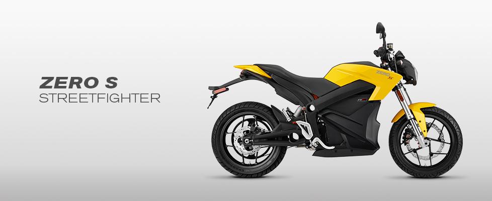 2015 Zero S Electric Motorcycle