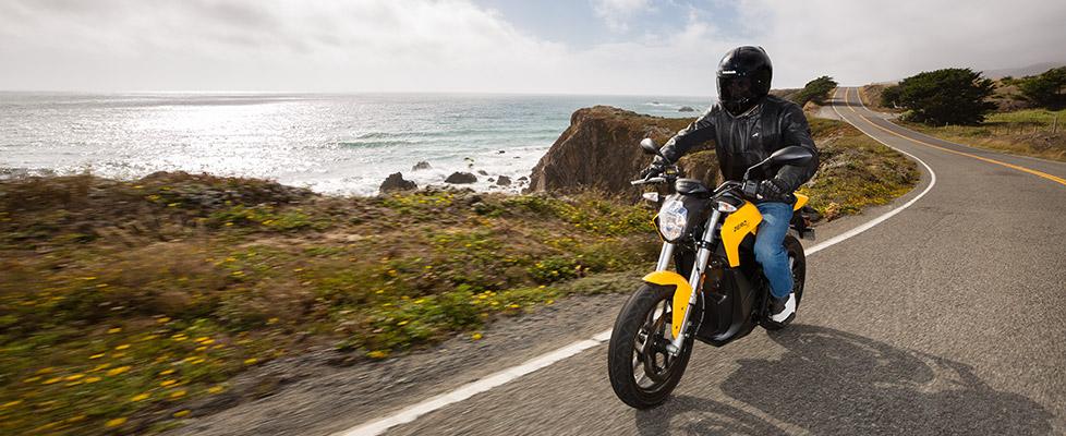 2017 Zero S Electric Motorcycle