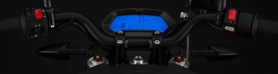 Das Cockpit der Zero S