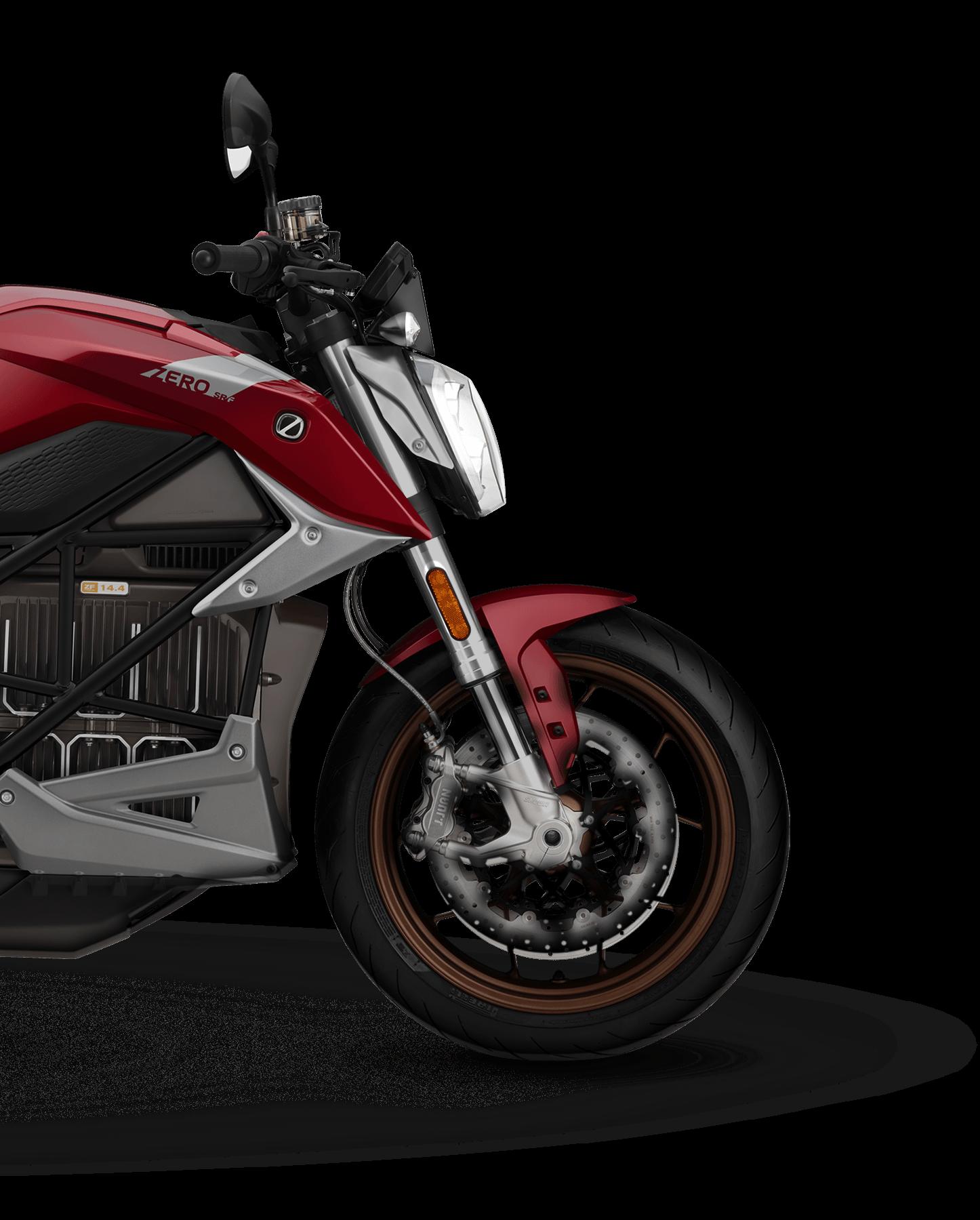 2020 Zero SR/F Electric Motorcycle || ZERO MOTORCYCLES