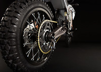Zero X Electric Motorcycle Rear Tire