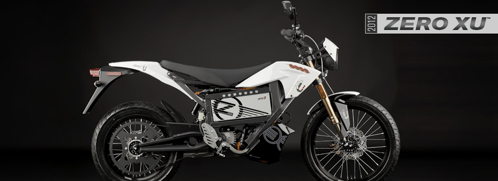 2012 Zero XU Electric Motorcycle