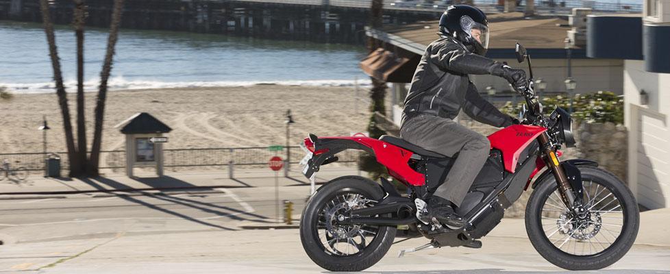 2013 Zero XU Electric Motorcycle
